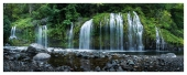 Pano of Mossbrae Falls